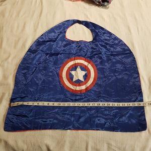 Captain America cape 2-5